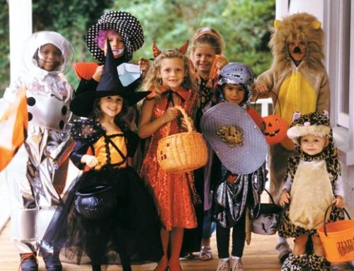 Halloween Safety Tips…Keep the kids safe!