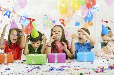 best kids' party