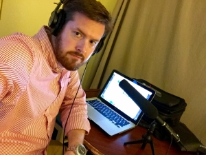 portable voice over studio