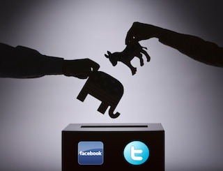 Avoid politics on social media…what's the point?