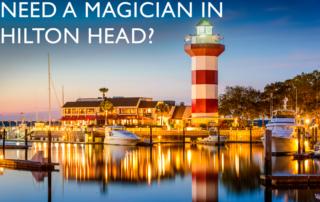magician hilton head