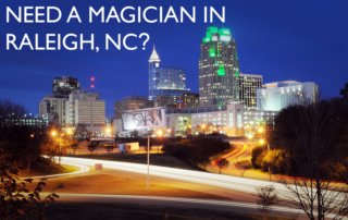 magician raleigh nc