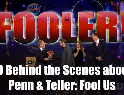 Fooled by a phone charger…10 Behind the scenes facts about Penn & Teller: Fool Us!