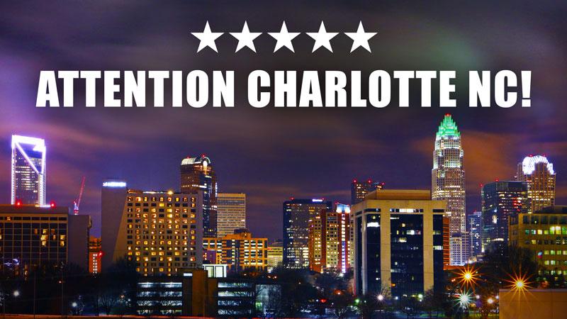 Magician Charlotte NC