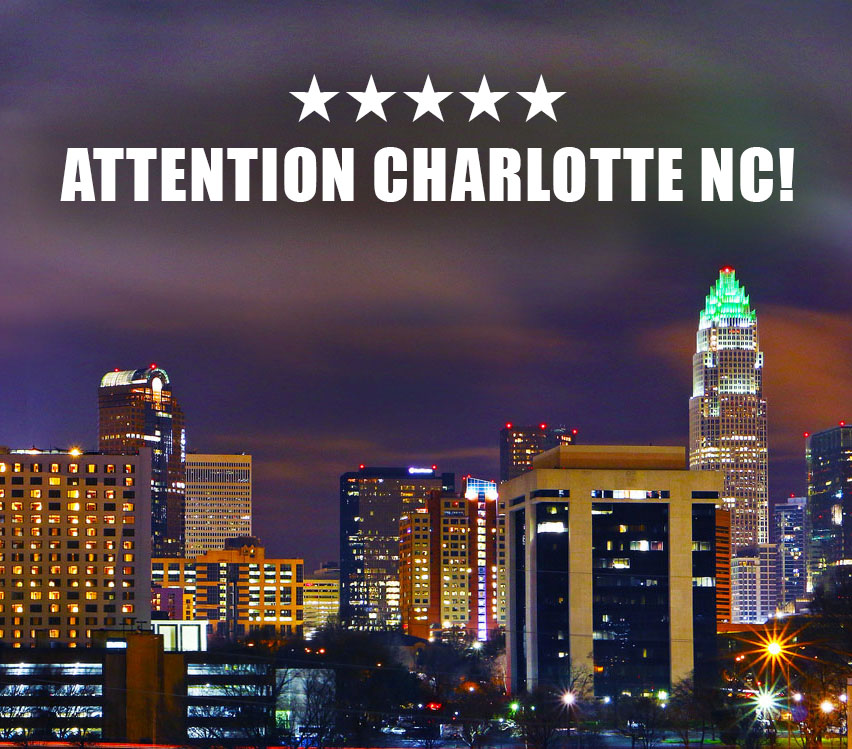 Charlotte NC Magician Booking Shows!